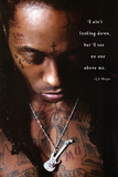 Lil Wayne No One Above Me Music Poster Print Posters