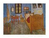 Bedroom in Arles Affiches par Vincent van Gogh