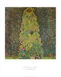 Die Sonnenblume Kunst von Gustav Klimt