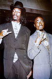 Tupac & Snoop Dogg (In Suits) Music Poster Print Posters