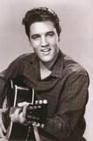 Elvis Presley (Love Me Tender) Music Poster Print Plakater