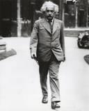Albert Einstein Super High Glossy Photo Poster Fotografia