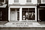 Mumford and Sons Sigh No More Music Poster Print Posters