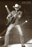 Jason Aldean Guitar Muisc Poster Print Posters