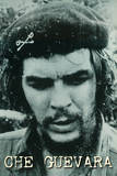 Che Guevara (Face, B&W) Art Poster Print Posters