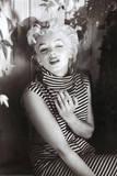 Marilyn Monroe (Cigarette) Movie Poster Print Kunstdrucke