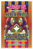 Albert King Whisky-A-Go-Go Los Angeles, c.1968 Poster par Dennis Loren