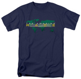 The Amazing Race - Race Around the World T-shirts