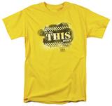 Taxi - Flag This Down T-shirts