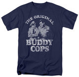 The Andy Giffith Show - Buddy Cops T-shirts