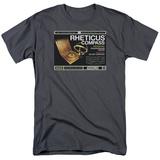 Warehouse 13 - Rheticus' Compass Shirts