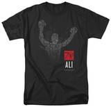 Muhammad Ali - 70 Arms Raised Shirt
