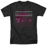 The Real L Word - Flashy Logo T-shirts