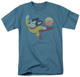 Mighty Mouse - To the Sky T-shirts