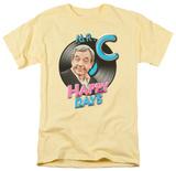 Happy Days - Mr C T-shirts