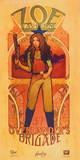 Serenity Movie Firefly Les Femmes Zoe Washburne Poster Print Kunstdrucke