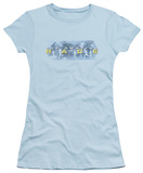 Juniors: The Amazing Race - In the Clouds T-shirts