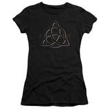 Juniors: Charmed - Triple Linked Logo T-shirts