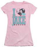 Juniors: Melrose Place - I Heart Jake Hanson Shirts