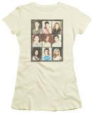 Juniors: Melrose Place - Season 2 Cast Squared T-shirts