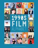 1990s Film Alphabet - A to Z Posters par Stephen Wildish