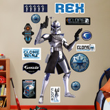 Clone Trooper Wall Decal