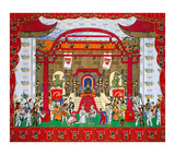 Turandot Collectable Print by Valentino Monticello