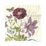 French Garden Giclee Print by Paula Scaletta