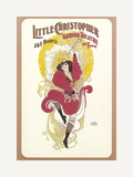 Gaiety Girls, Little Christopher Premium Giclee Print by  The Vintage Collection