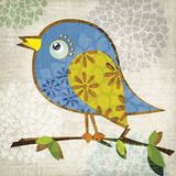 Chirpy Affiche par Tandi Venter
