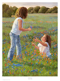 Wild Pickin's Prints by June Dudley