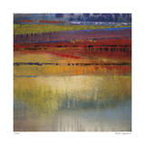 City Colors II Giclee Print by Selina Rodriguez