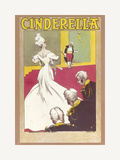 Gaiety Girls, Cinderella Premium Giclee Print by  The Vintage Collection