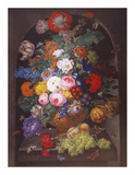 Alcove Flowers and Fruit