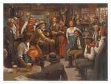 Tales of the Old West Plakater af Andy Thomas