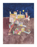 Partie Premium Giclee Print by Paul Klee