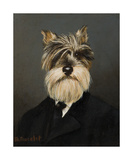 Count Tolstoi Premium Giclee Print by Thierry Poncelet