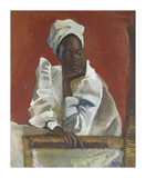 Trinidad Baptist Woman Premium Giclee Print by Boscoe Holder
