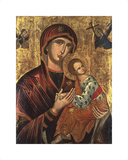 Cretan Icon I Premium Giclee Print by  15th Century School