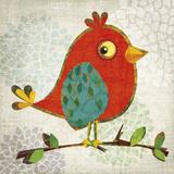 Chirpier Affiches par Tandi Venter