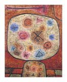 Composition Premium Giclee Print by Paul Klee