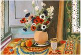 Henri Matisse Les Anemones Flowers Art Print Poster Print