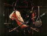 Alexander Pope Civil War Collage Art Print Poster Kunstdrucke