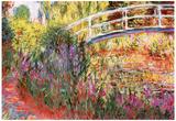 Claude Monet Le Bassin aux Nympheas Art Print Poster Prints