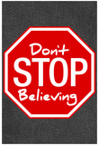 Journey Don't Stop Believing Music Poster Print Posters
