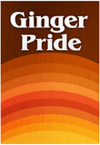 Ginger Pride Redheads Poster Pósters