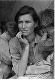 Dorothea Lange Migrant Mother Archival Photo Poster Print Posters