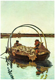 Giovanni Segantini Ave Maria Art Print Poster Posters