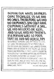 Wounded Knee Indian Occupation (Civilization, Lame Deer) Art Poster Print Print