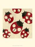 Best Friends - Ladybugs Poster tekijänä Chariklia Zarris